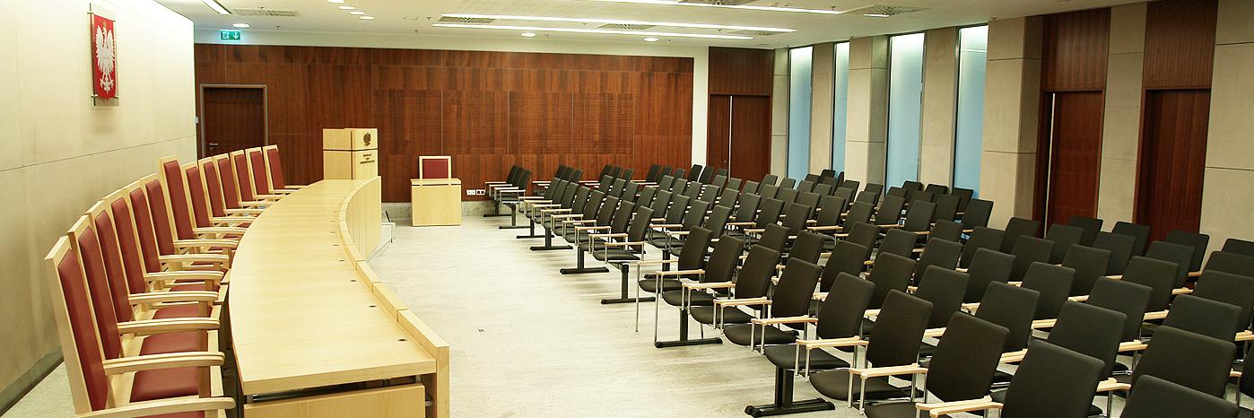Sala konferencyjna NSA