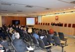 Sędziowie Izby Ogólnoadministracyjnej NSA i wojewódzkich sądów administracyjnych podczas konferencji